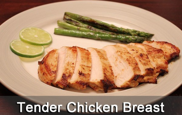 Tender Chicken Breast