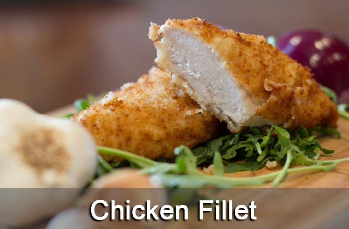 Chicken Fillet – Breaded